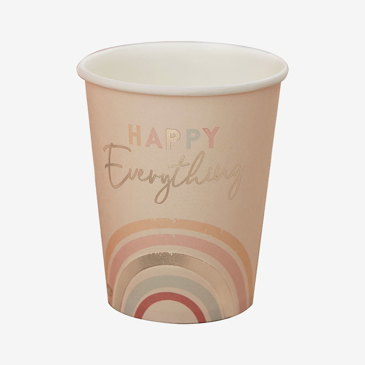 Muggar - Happy Everything - Rainbow