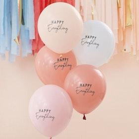 Ballonger - Happy Everything - Pastell