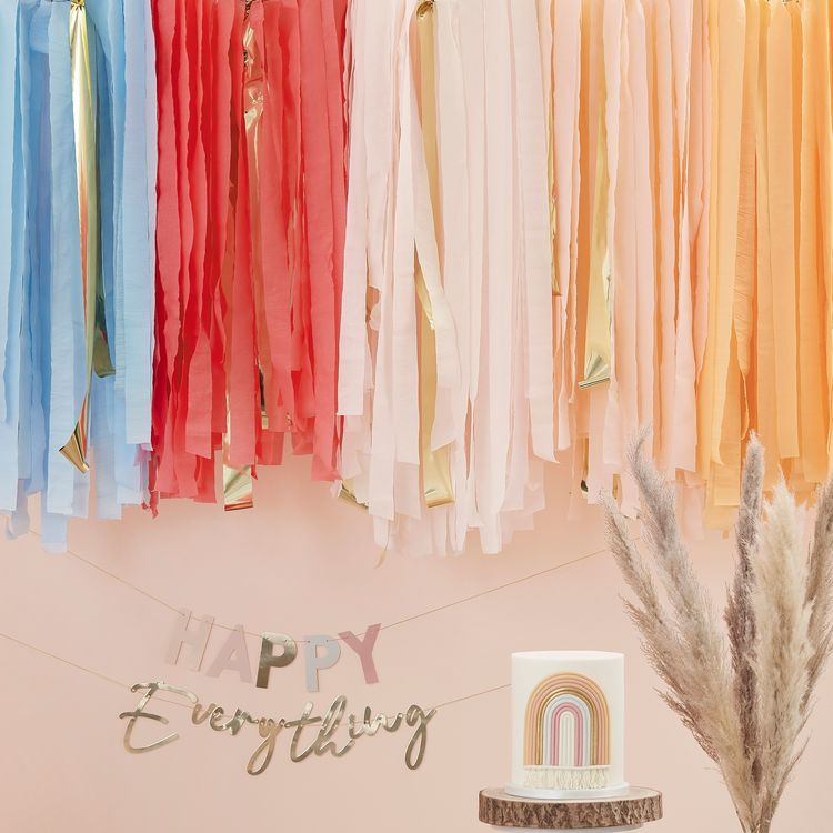 Backdrop - Pastell - Happy Everything