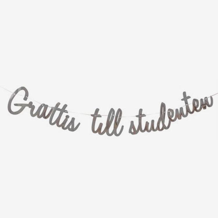 Girlang - Grattis till Studenten - Sliver