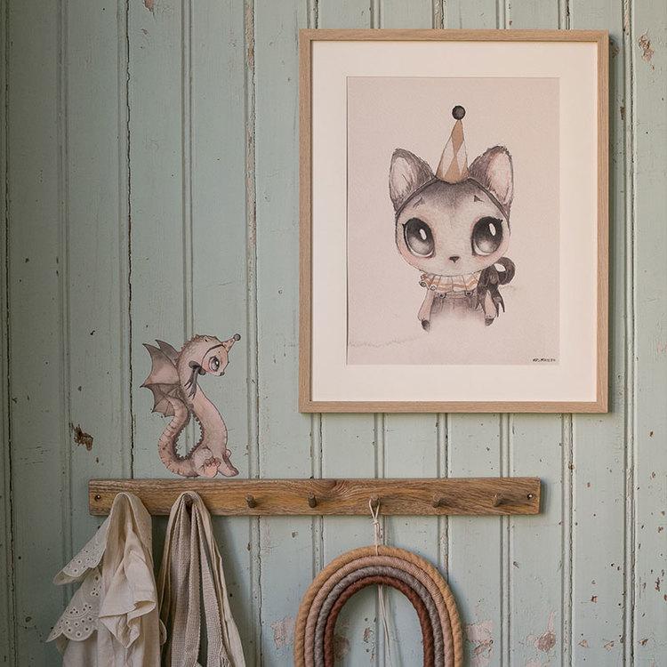 Dear Meow - Mrs Mighetto