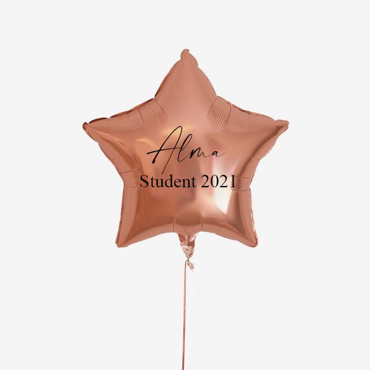 Heliumfylld Stjärna - Personlig - Student