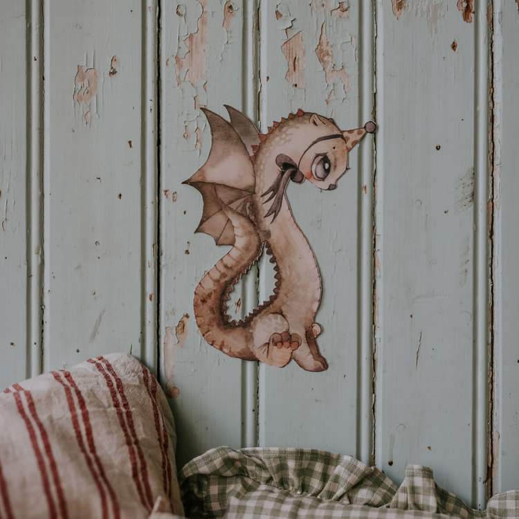 Wall sticker - Dear Dino - Mrs Mighetto