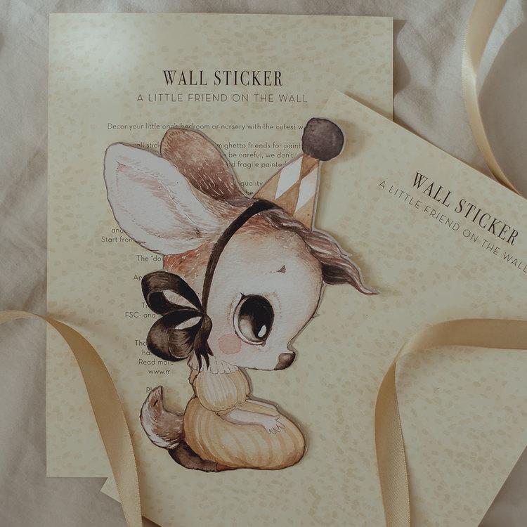 Wall sticker - Miss Stella - Mrs Mighetto