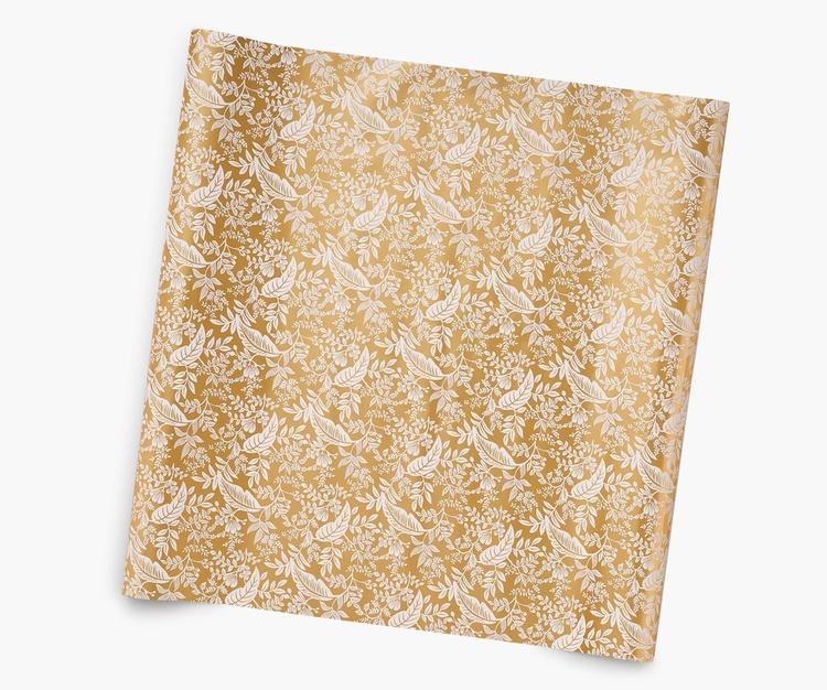 Presentpapper - Canopy Gold