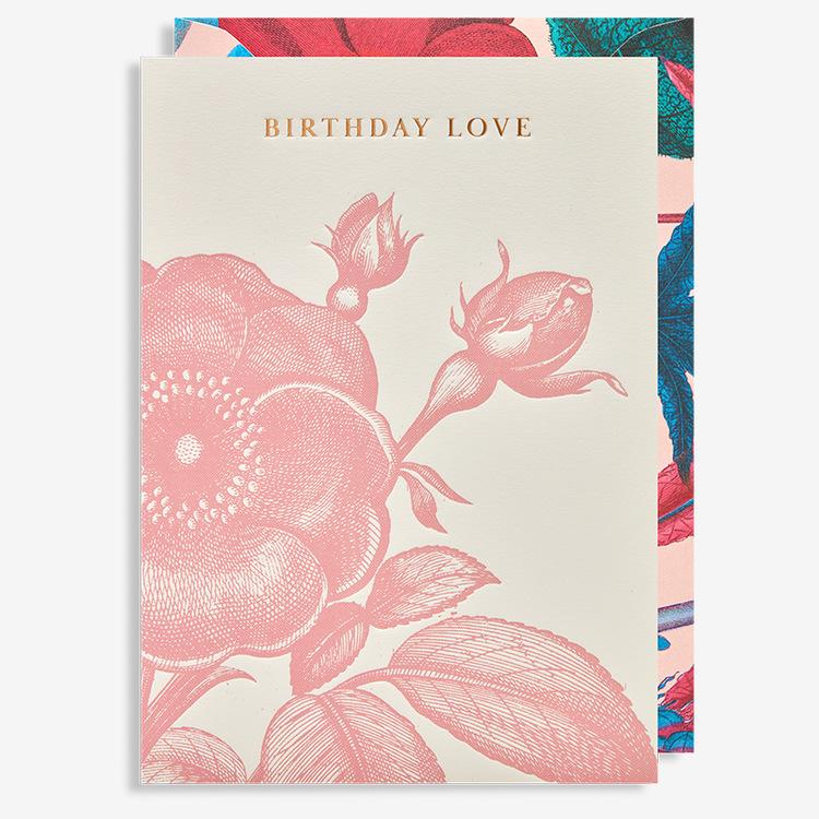 Kort - Birthday Love