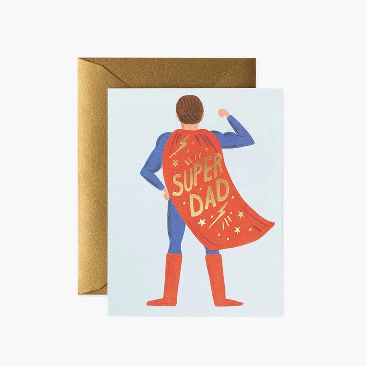 Kort - Super Dad