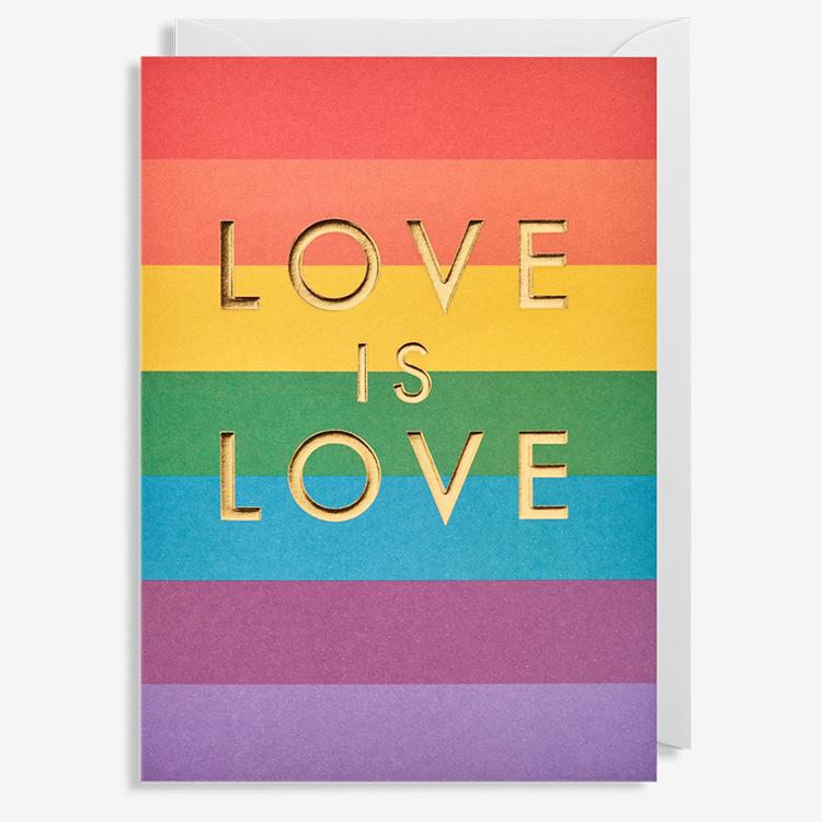 Kort - Love Is Love