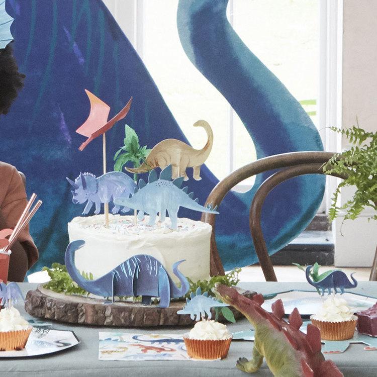 Cake Topper - Dinosaur Kingdom