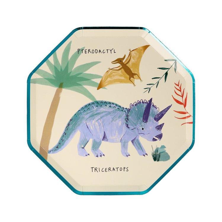 Tallrikar - Dinosaur Kingdom