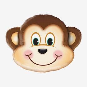 Folieballong - Happy Monkey