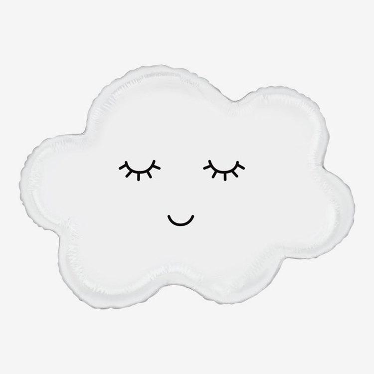 Folieballong - Sleepy Cloud