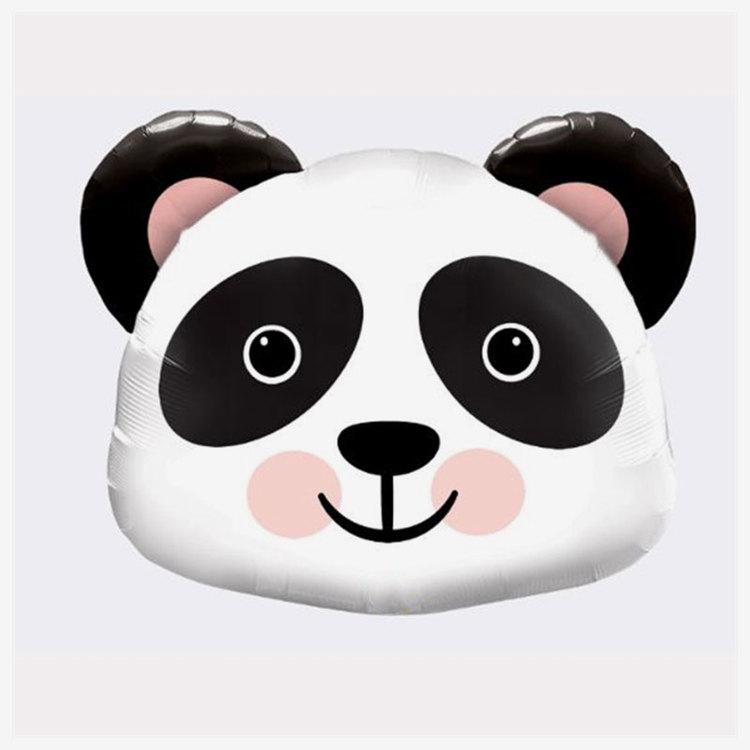 Folieballong - Happy Panda