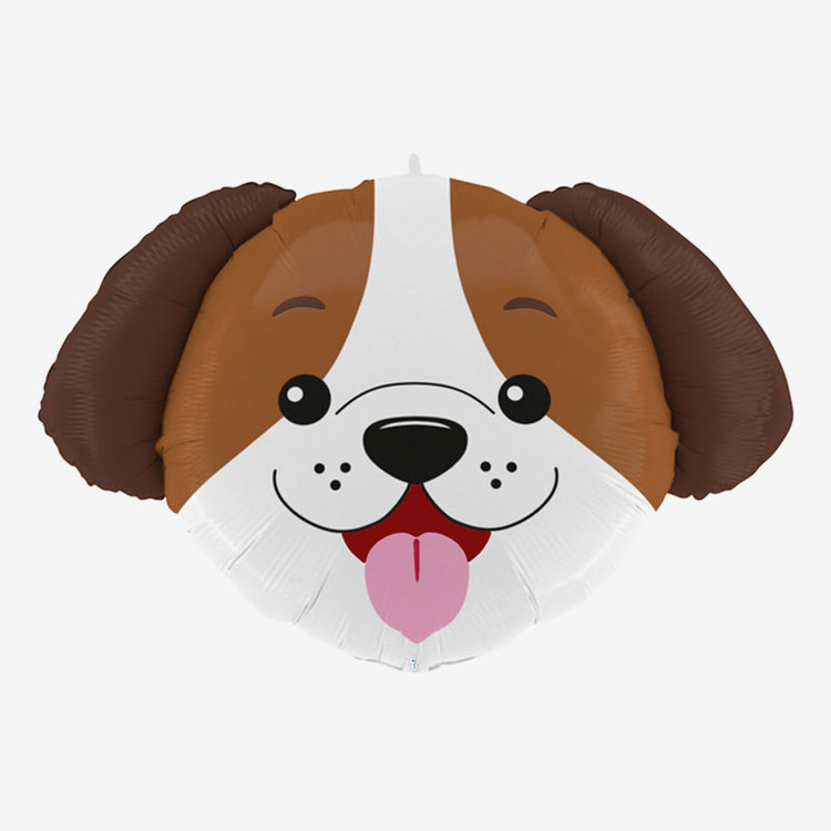 Folieballong - Hund