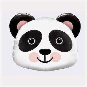 Heliumfylld Ballong - Happy Panda