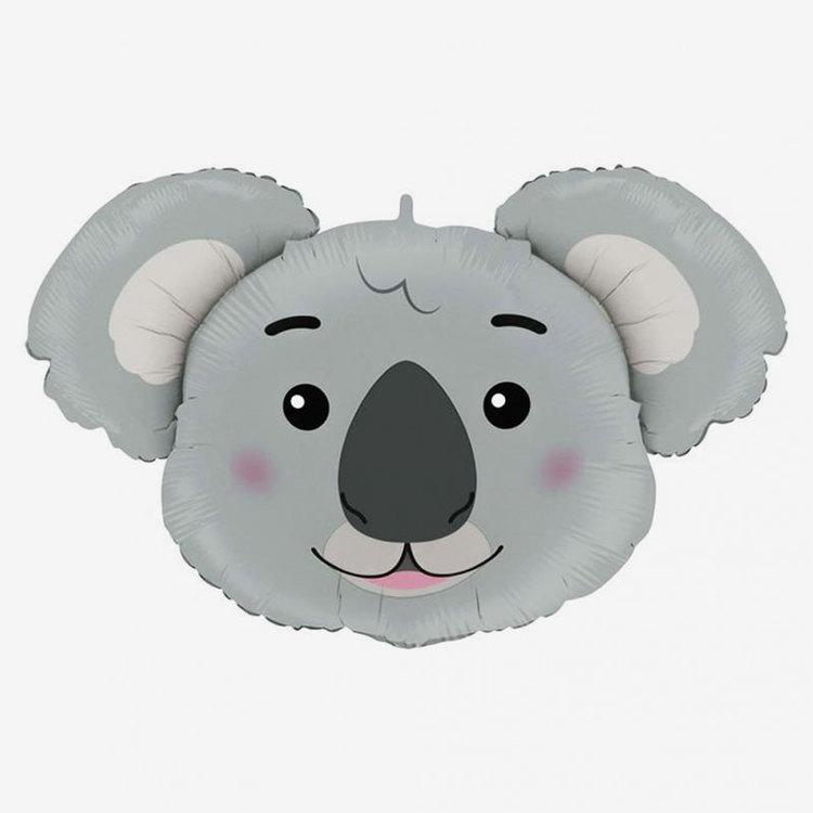 Heliumfylld Ballong - Koala