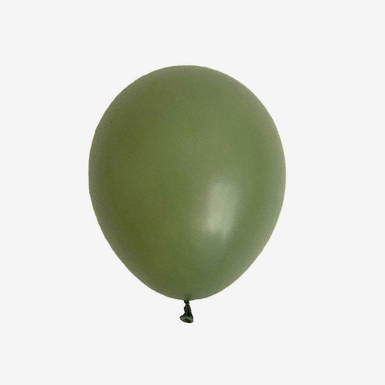 Ballong 28 cm - Eucalyptus