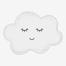Heliumfylld Ballong - Sleepy Cloud