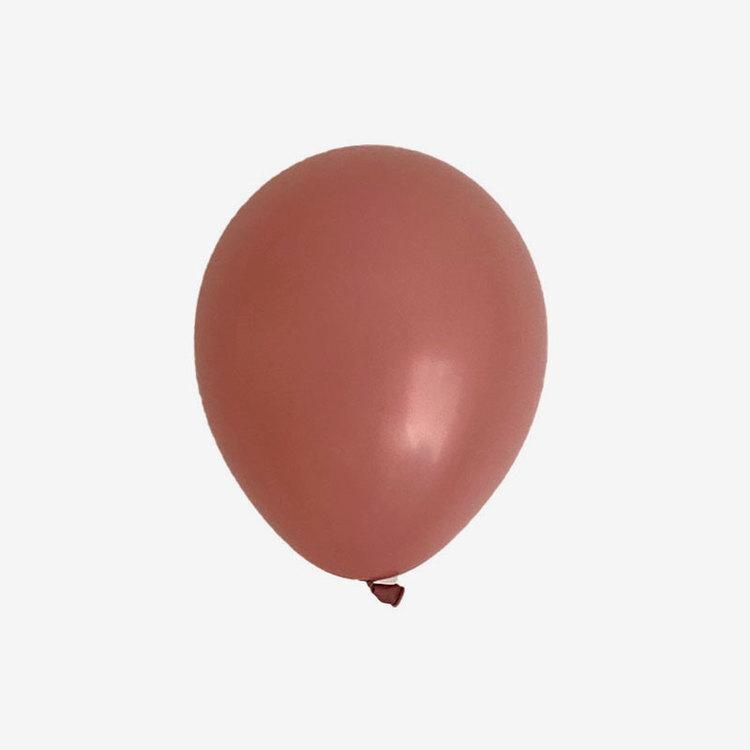 Ballong 28 cm - Canyon Rose