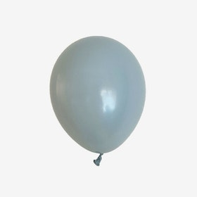 Heliumfylld latexballong 28cm - Fog