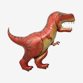 Folieballong - T-Rex