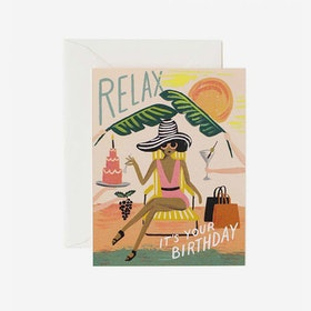 Kort - Relax It's Your Birthday