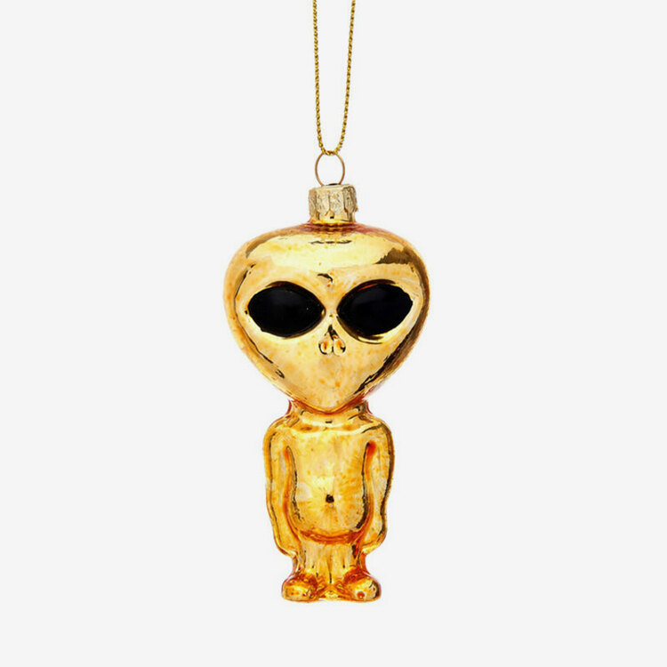 Julgranskula - Alien