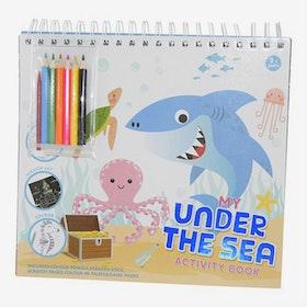 Pysselbok - Under The Sea