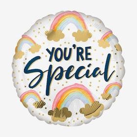 Ballongpost  - You're Special - Rainbow