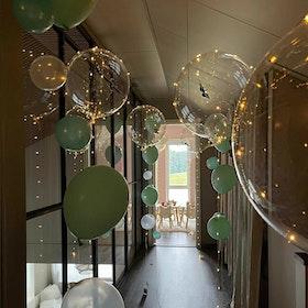 Heliumfylld Led-ballong