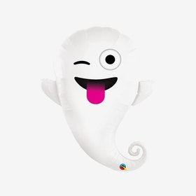 Folieballong - Halloween - Happy Ghost