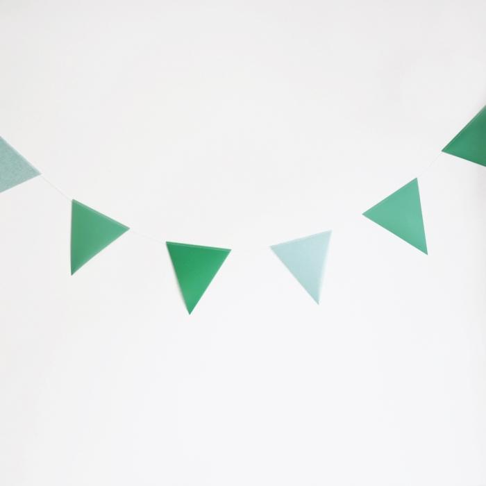 Vimpel Grön