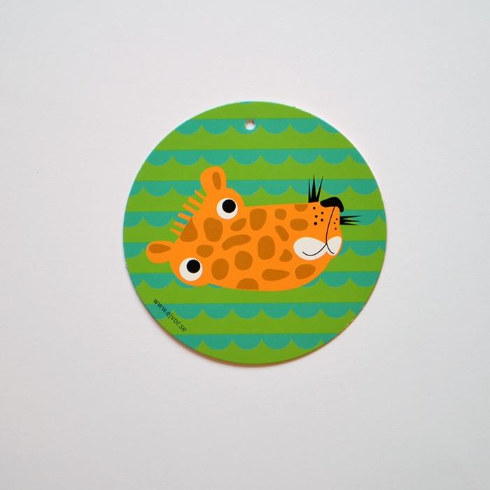 Småkort Tiger