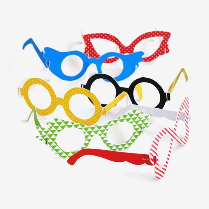 Glasögon 6-pack