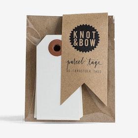 Etiketter Vita - Knot & Bow