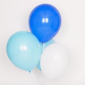 Ballonger - Blå