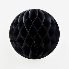 Honeycomb Svart