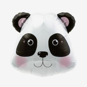 Folieballong - Panda
