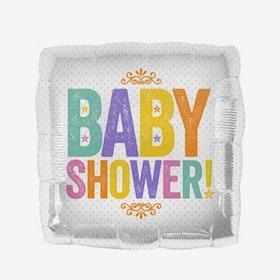 Folieballong - Babyshower