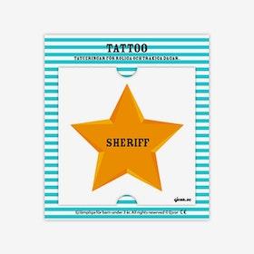 Tatuering Sheriff