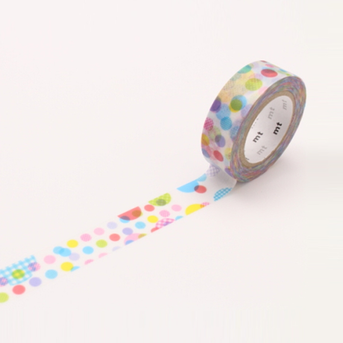 Washitejp -  Random Dots