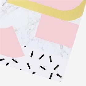 Presentpapper Pink Sprinkles