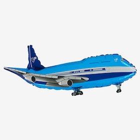 Folieballong - Flygplan