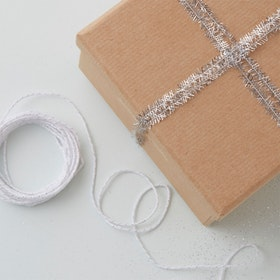 Silverglitter & Bakers Twine Kit