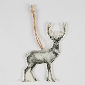 Julgranshänge - Hjort