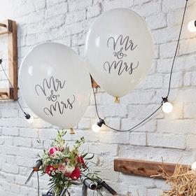 Ballonger - Mr & Mrs