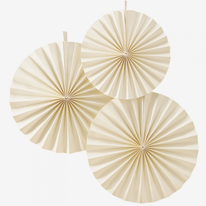 Pinwheels elfenben