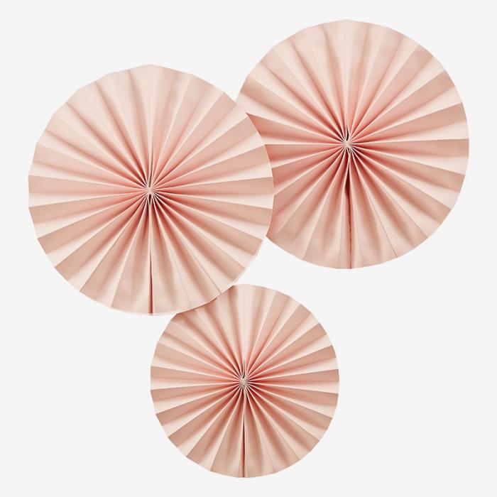 Pinwheels Puderrosa