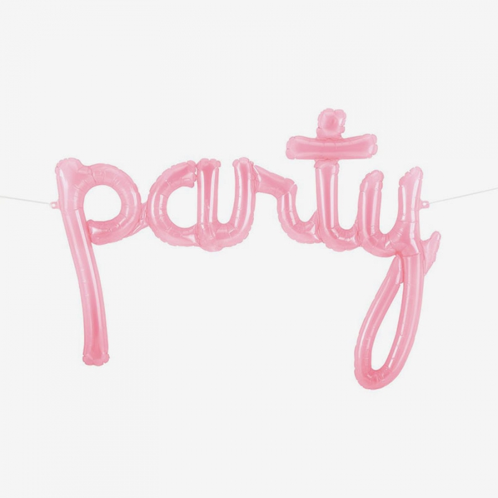 Folieballong - Party