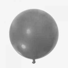 Jätteballong - Silver